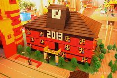 LEGO Haus 2013