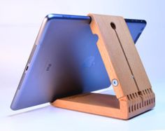 Design Tablet Halterung stufenlos verstellbar