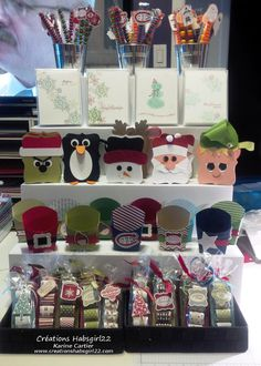 Craft Show, Craft Fair, Foire Artisanale Stampin' Up! by Karine Cartier www.creationshabsgirl22.com