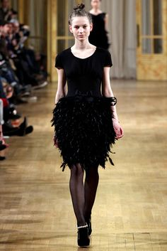 Alexis Mabille Fall 2012 RTW.