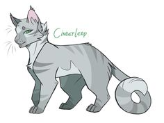 So about the new Warriors site, here's a quick sketch of my assigned oc, Cinderleap. Now yall gonna see her around with often with my other main oc/sona Juniperfoot. edit: forgot the whiskers lol Warrior Cats Quiz, Warrior Cats Clans, Warrior Cat Memes, Warrior Drawing, Warrior Cat Drawings, Warrior Cats Fan Art, Warrior Cats Art, Oc Drawings, Animal Drawings