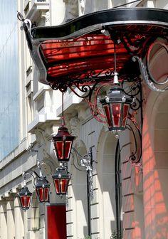Hotel Royal Monceau , 37 avenue Hoche - Paris 8.