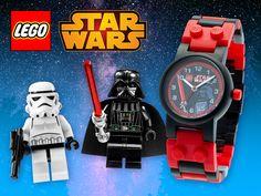 Brandneu bei #imppac sind die Kinderuhren von LEGO®. Der größte Spielwarenhersteller hat sein Sortiment um LEGO-Uhren erweitert. Welcher Junge möchte schon auf eine LEGO® #starwars #Uhr mit Darth Vader oder Stormtrooper verzichten? Stormtrooper, Darth Vader, War, Toys, Lego Watch, Watches Online, Famous Brands, School, Toy