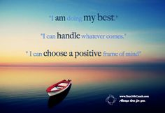 positive affirmations for healthy self-esteem