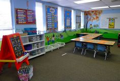 Great Elementary Classroom Ideas - Pinned by VisionQuest20/20 Moms
