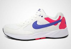 Check out these three new colorways of the Nike Air Icarus set to release this Spring. Nike Icarus, Baskets, Running Shoes Nike, Vintage Nike, Bold Colors, Nike Air, Sneakers Nike, Retro, Tennis