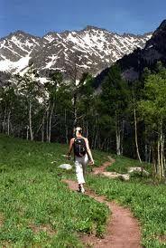 Take a weekend hiking trip all by myself