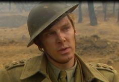 Benedict Cumberbatch, Parade's End. Always different....