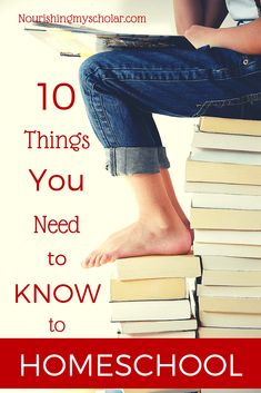 10 Things You Need to Know to Homeschool: Are you a first-time homeschooler or thinking about homeschooling? Are you wondering about how to get started? Check out these 10 things you need to know. Learning Styles, Kids Learning, Homeschool Curriculum, Homeschooling Statistics, Homeschooling Resources, Teacher Resources, Working Mom Tips, Teaching Plan, How To Start Homeschooling