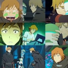 Pidge Gunderson | Tumblr<<< That's Matt Holt...<<<< it's just saying that's where they found the pic, they looked up Pidge Gunderson on Tumblr and that's what came up