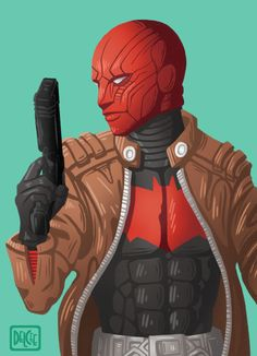 Red Hood by Delcee Draws
