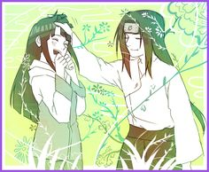 Neji and Hinata - Naruto by bayneezone on Deviantart