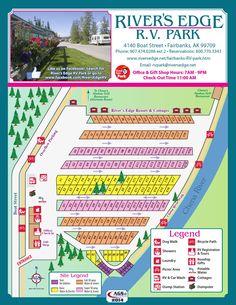 RV Park, Fairbanks