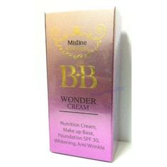 BB Mistine Wonder Cream Makeup Base Foundation 15 G Made in Korea >>> Read more at the image link. (This is an affiliate link)