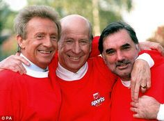 Denis Law#Sir Bobby Charlton#George Best#The Trinity of Manchester United