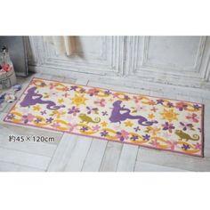 Disney-Rapunzel-Bath-Room-Door-Kitchen-Mat-Rug-Carpet-Entrance-Made-Japan-E2748