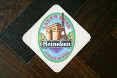 Image of Heineken beer-mat