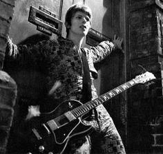 David Bowie Ziggy Stardust Album Photos 10