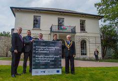 Cardigan Castle Official Opening - 25 June 2015 #Aberteifi #Wales #celebration
