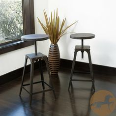 Christopher Knight Home Rutherford Natural Wooden Barstool (Set of 2) Quote