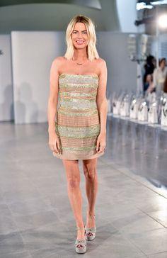 Caroline Stanbury in Celia Kritharioti Haute Couture