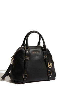 MICHAEL Michael Kors Bedford - Large Satchel available at #Nordstrom mk handbags #michael kors# mk handbags