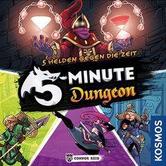 Rezension zu 5-Minute Dungeon