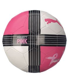 Take a look at this Project Pink Powercat 6.10 MS Soccer Ball by Puma on #zulily today!