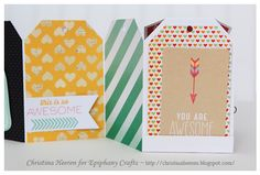 Epiphany Crafts and American Crafts.