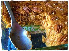 Life's Simple Measures: Secret Recipe Club: Baked Pumpkin Pie Oatmeal