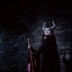 theartofsleepingbeauty:    Eleanor Audley as Maleficent.
