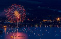 lake george on july 4th