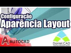 AutoCAD 2017 | Configuração Aparência Layout
