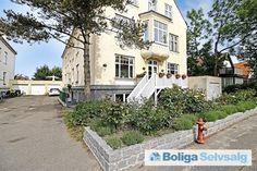 Blytsvej 7, st., 2000 Frederiksberg - Lejlighed i 2 plan med egen terrasse på stille villavej #ejerlejlighed #ejerbolig #frederiksberg #frb #selvsalg #boligsalg #boligdk