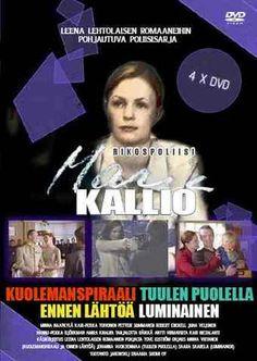Paketti: Rikospoliisi Maria Kallio (4 disc) (DVD)