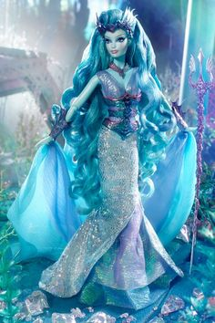 Water Sprite Barbie