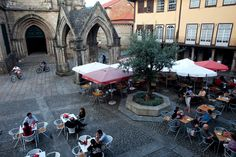 Guimarães, a 2012 European Capital of Culture, is being reborn as a locus of youth and contemporary arts.