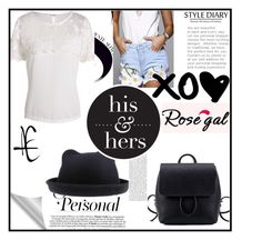 """""""Rosegal#3"""" by irmica-831 ❤ liked on Polyvore"""