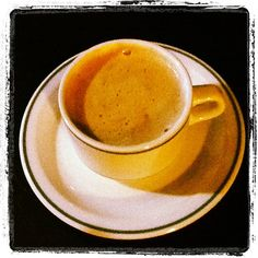 Just made coffee so strong it woke my neighbors! - Photo by adaddyblog.com