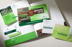 Corporate Collateral: Lake County Nursery