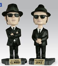 bobbleheads  | Blues Brothers Bobbleheads Announced :: Blues Brothers Central
