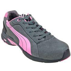 e8c87198555133 Puma Women s 64.286.5 Steel Toe SD Nubuck Leather Athletic Shoes Toe  Running Shoes