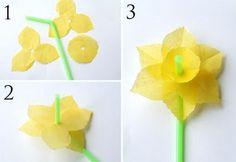 Cosas GCDSpa: Flor de Primavera Tema Party Parte I