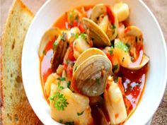 #Fish #Soup #Recipe Video by @StevesCooking   ifood.tv