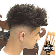 Haircut by my boy @vargasbarbercutz