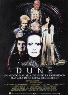 """Dune"" (1984). DIRECTOR: David Lynch."