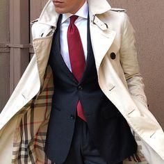 "gentlemenwear: ""Be inspired by Danielre! Follow Gentlemenwear for more posts! """