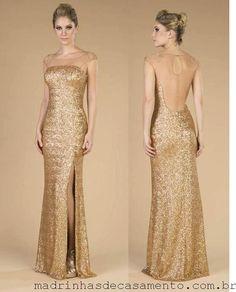 vestido+de+festa+dourado.jpg (603×747)http://www.madrinhasdecasamento.com.br/