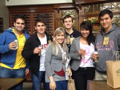 The ALCI at California State University, Chico, had a wonderful time at Sierra Nevada Brewery!  http://studyusa.com/