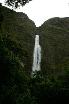 Cachoeira Casca D'anta - Serra da Canastra - MG